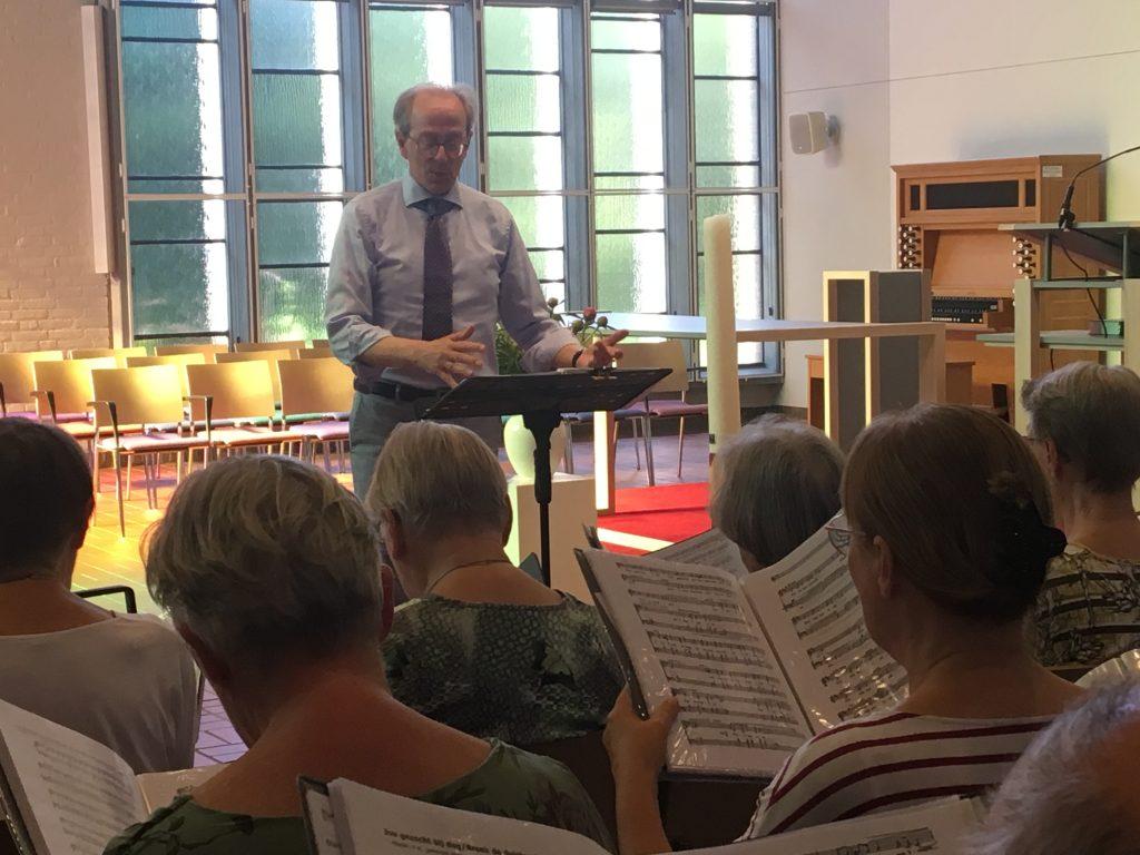 Dirigent Karel Baken